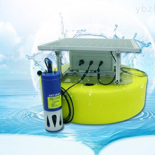 -河长制浮标式水质多参数检测仪太阳能供电