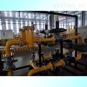 供應鑫星燃氣調壓器 燃氣調壓箱  燃氣計量調壓柜 燃氣減壓撬主要配置流程
