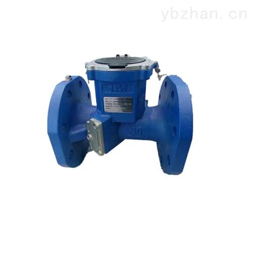 大口径水表双声道远传水表TDS-100W-SSY-200