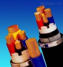YJV-3*6+2*4铜芯低压电力电缆