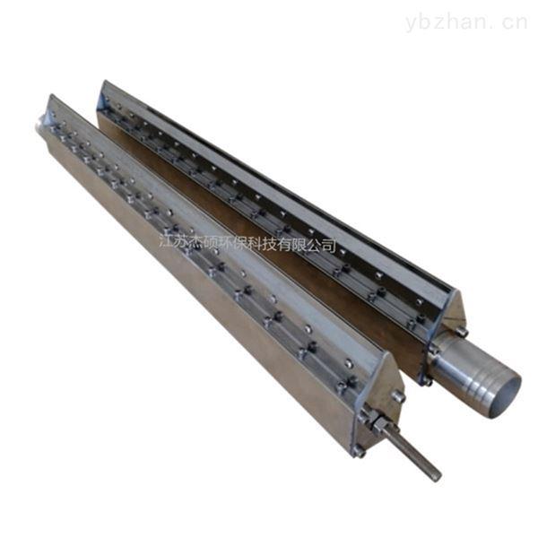 金属工件流水线吹水除尘风刀