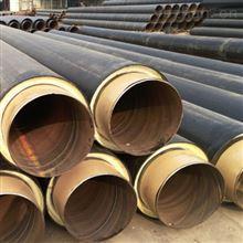 聚氨酯直埋螺旋保温钢管厂家价格