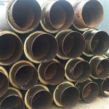 聚乙烯外护聚氨酯保温钢管施工