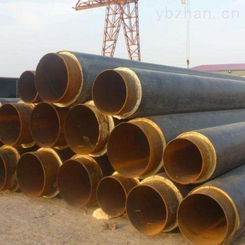 螺旋保温钢管施工