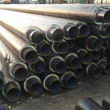 直埋式聚氨酯保温钢管施工