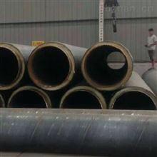 供热用聚氨酯复合保温钢管施工