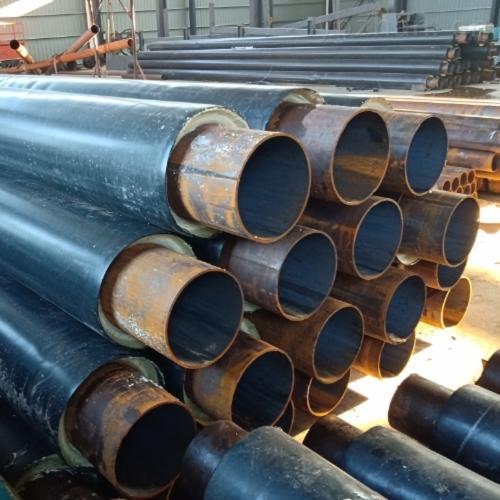 蒸汽保温钢管现货