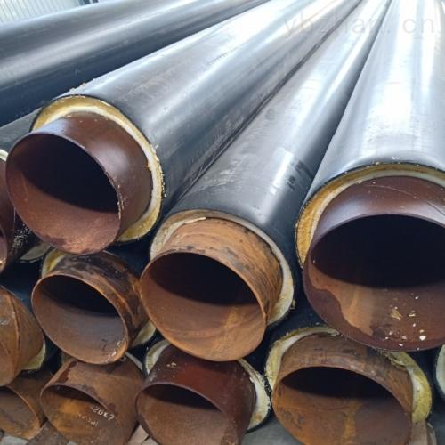 聚氨酯直埋无缝保温钢管生产厂家