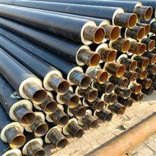聚氨酯直埋无缝保温钢管厂家价格