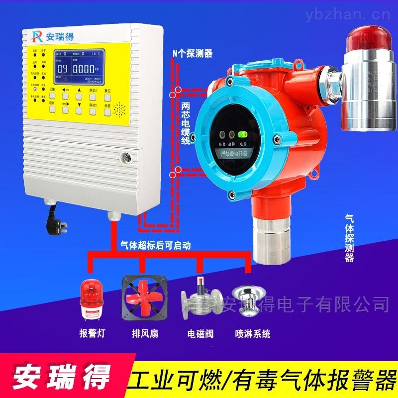 物联网磷化氢气体检测报警器,可燃气体报警控制器