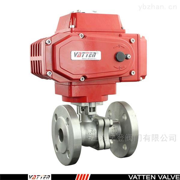 电动球阀说明书 PN160高压球阀工况选型