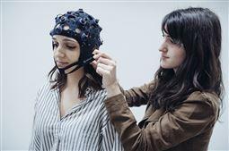 Semi-dry可穿戴脑电测量系统