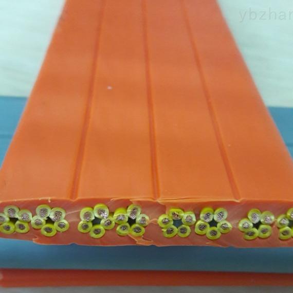 扁平软电缆TVVB-2G-40*0.75mm2