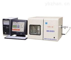 煤炭硫含量分析仪,检测硫含量仪器,中创微机定硫仪