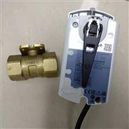 西門子VAI61.40-40電動調節球閥供廣州
