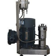 KZ2000白炭黑高速乳化研磨泵