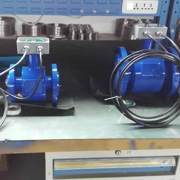 LDG-250電磁流量計使用方法