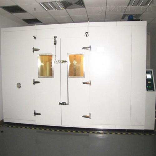 武汉步入式恒温恒湿试验室设计及定制