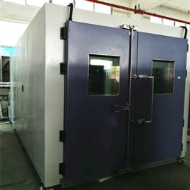 电子元器件步入式恒温恒湿试验室定制款