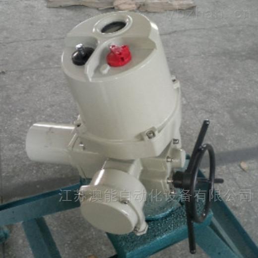 DQW型电动执行器阀门电动装置