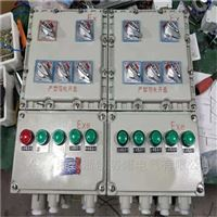 不锈钢三开门防爆照明动力配电箱IIC立式