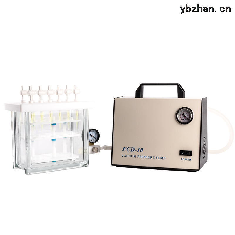 JX-12SPE-上海净信水产品畜牧固相萃取装置