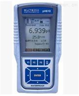 ECPHWP61042K/pH610优特Eutech便携防水PH计离子计
