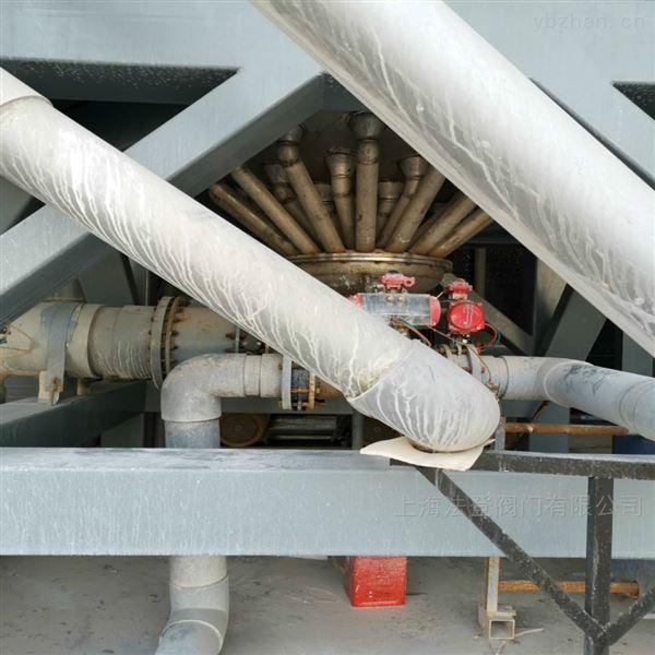 气动UPVC塑料球阀山东水处理超纯水自控球阀