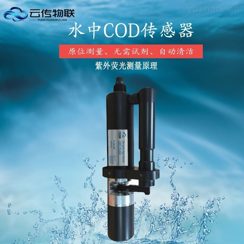 生活污水排放智能型濁度傳感器