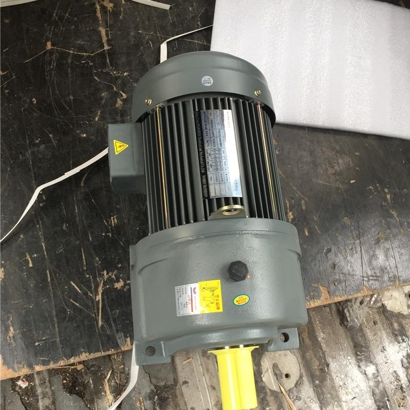 萬鑫直銷-GH40-2200-10S 齒輪減速馬達2.2KW