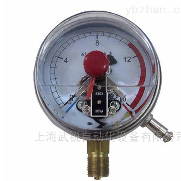 电接点压力表制造商