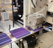 太阳能电池片表面缺陷自动化视觉检测设备