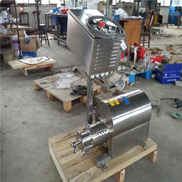 ECL1000-在线式多级剪切乳化均质泵