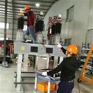 LW8-40.5T/1600-31.5泰开35KV户外瓷柱式六氟化硫断路器