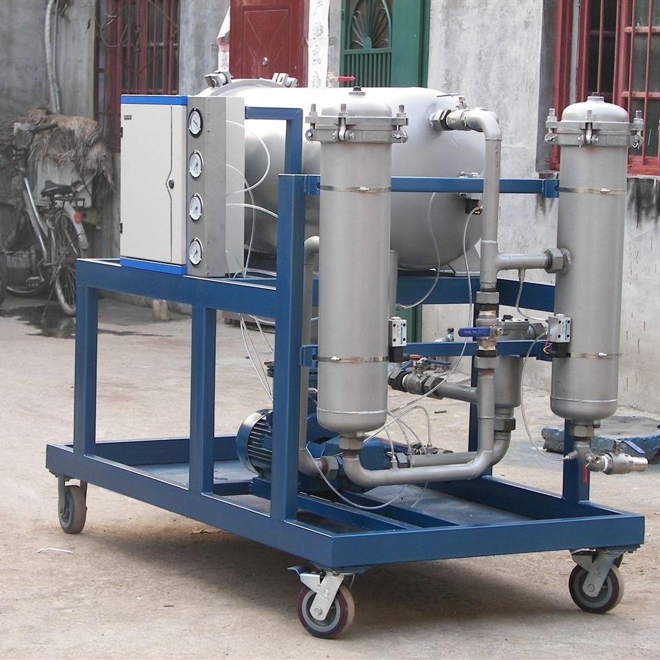 厂家推荐高效真空滤油机