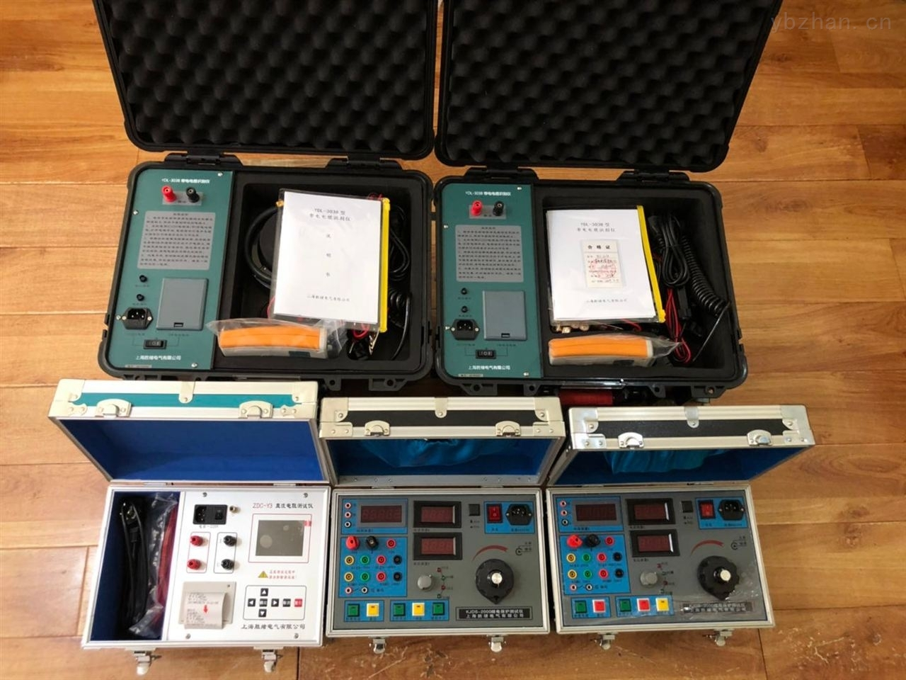 光电数字继电保护测试仪