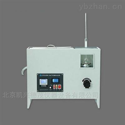 SYD-255K型一体式水浴控温馏程试验器