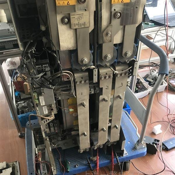 西门子G150变频器跳闸 内部冒烟维修
