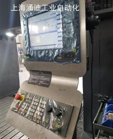 西门子数控机床运行一会黑屏维修咨询