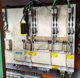 607,608故障西门子(6SN1123输出继电器炸坏)维修