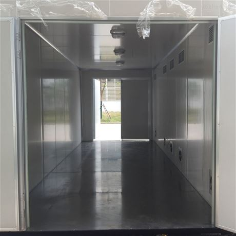 高温烘干室应用