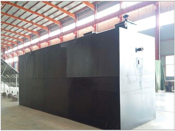 许昌机械加工厂污水处理设备 造价低可达标