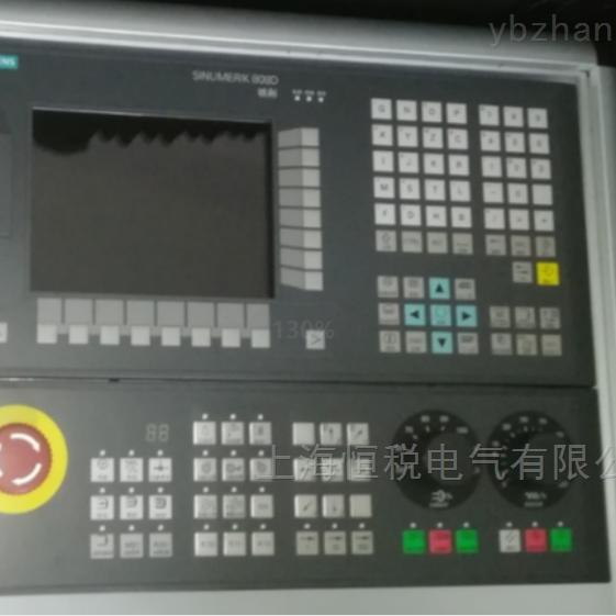 6FC5210-0DF25-2AA0数控系统开机黑屏能修复