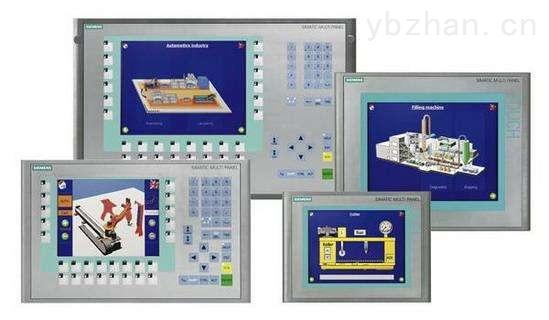 西门子MP370-12屏幕暗维修
