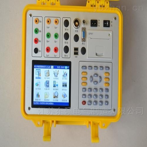 智能氧化锌避雷器测试仪电力承试三级设备