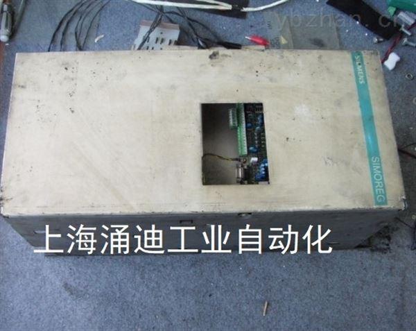 西门子直流调速装置开机面板显示F005