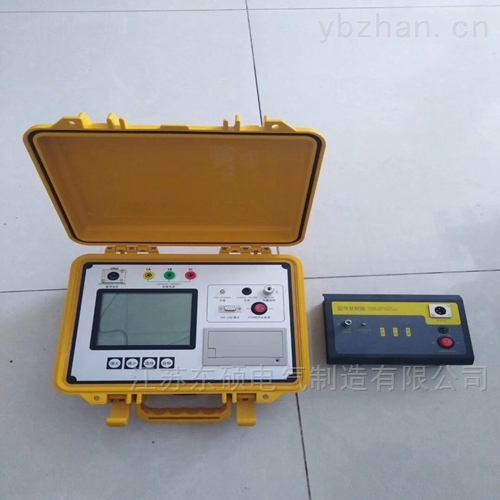 抗干扰氧化锌避雷器-三级承试清单