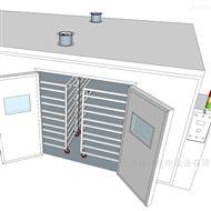電加熱烘干房