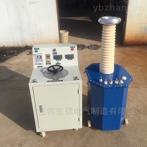 充气式工频耐压试验装-三级承试资质办理