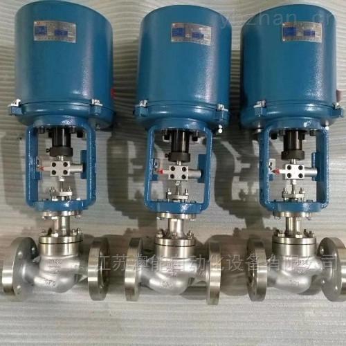 供应381L直行程电动执行器
